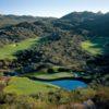 Quintero G & CC: aerial view