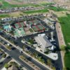 Sunland Springs Village: Aerial view