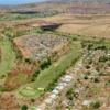 Ewa Villages GC: Aerial view