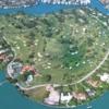Indian Creek CC: Aerial view