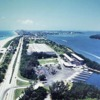 Haulover Beach Park GC: Aerial view