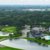 Cress Creek CC: Aerial view