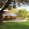 Fair Oaks Ranch G & CC: clubhouse & putting green