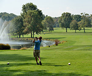 Stay and play at Turf Valley in Maryland