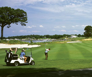 Golf Escape at The Hyatt Regency Chesapeake Bay Golf Resort