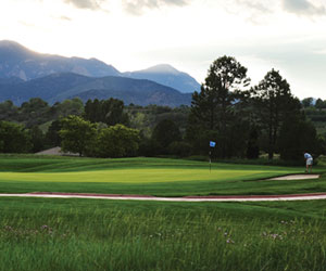 Stay & Play at Cheyenne Mountain Resort