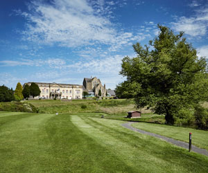His & Hers Golf and Beauty Package at Shrigley Hall