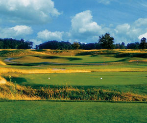 Noble Hawk Golf Links - Great Indiana Golf