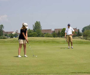 Park & Play Golf at Maumee Bay