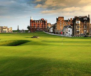 Guaranteed tee time on Old Course St Andrews