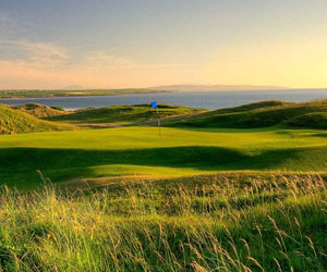 Play Ballybunion, Old Head, Waterville and Tralee