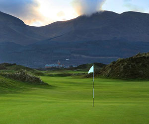 Play Royal Portrush and Royal County Down