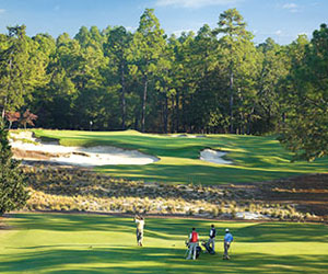 Experience Pinehurst with the Carolina B&B Package