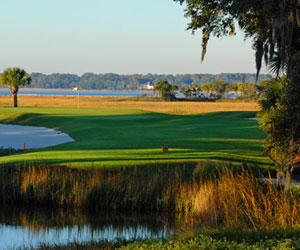 The Sea Pines Resort Villa Golf Package