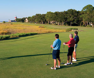 The Sea Pines Resort Group Golf Package