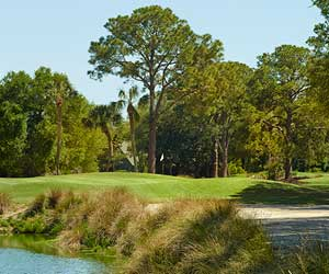 Foursome Golf Special on Hilton Head Island