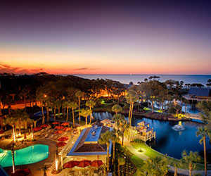 The Sonesta Resort - 3 nights / 3 Rounds