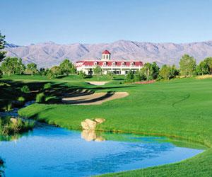 Las Vegas Desert Golf Experience!