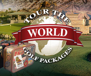 Travel the Globe Like a Real Golf Pro: Three-Day 'Tour the World' Package
