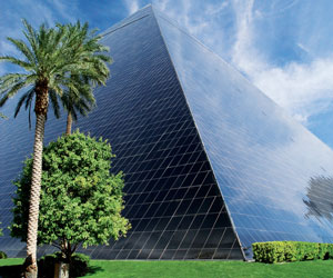 Luxor Stay and Play Hotel and Golf Package
