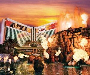 The Mirage Stay and Play Hotel and Golf Package