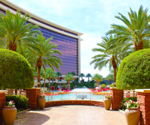 Red Rock Hotel, Casino, Spa Package