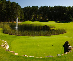 Midweek Tee to Tee Golf Pacakage at Garland Lodge & Golf Resort