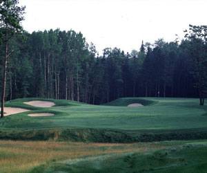 Black Lake - The Tour Golf Package Summer Season