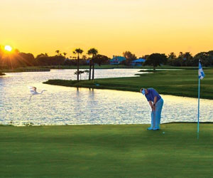 Free Round of Golf on Sanibel's #1 Course - The Dunes Golf & Tennis Club