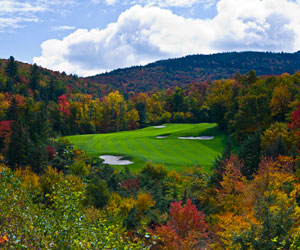 Golf and Stay at Sunday River Golf Club and the Jordan Grand Hotel