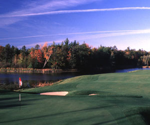 Black Lake - The Tour Golf Package