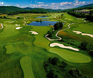 Resort Golf Stay & Play Package at Crystal Springs Golf Club