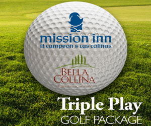 Triple Play Florida Golf Package at Mission Inn Resort