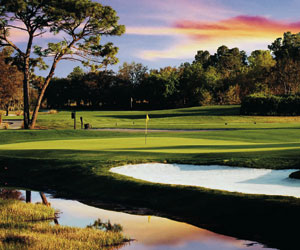 Unlimited Golf Stay and Play at Omni Orlando