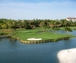 Hawk's Landing Golf Getaway Package
