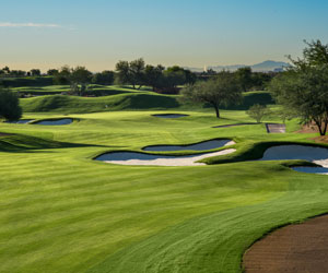Summer Golf Getaway Vacation Package