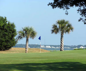 Country Club of the Crystal Coast Gold Package