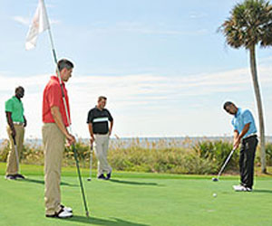 Golf Stay and Play Package at Palmetto Dunes