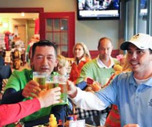 Birdies and Beer Getaway at Palmetto Dunes