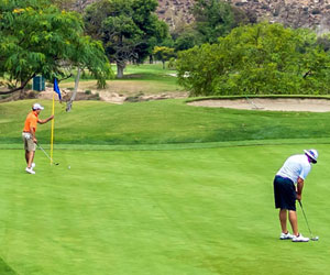 Sycuan Resort - San Diego Resident Unlimited Golf Staycation!