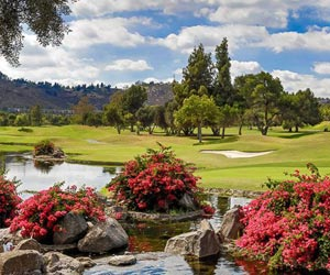 San Diego Resident Unlimited Golf Staycation at Sycuan Resort!