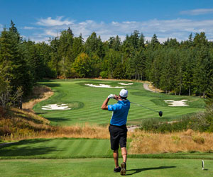 Weekday Twosome S&P Special at Salish Cliffs