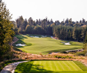 Weekday Stay, Spa, and Play Special for One at Salish Cliffs