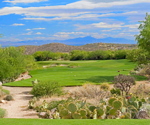 Super Saver Golf Package at Ventana Canyon