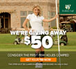 $50 Golf Course Resort Credit at Bali Hai or Royal Links